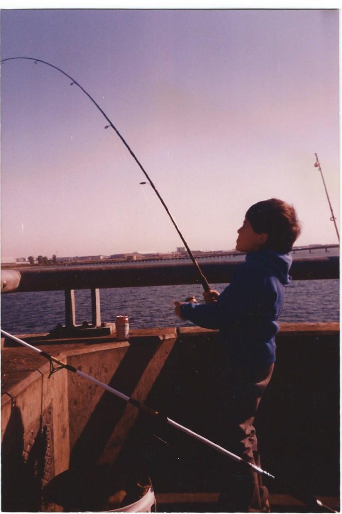 Josh Fishing New York 2