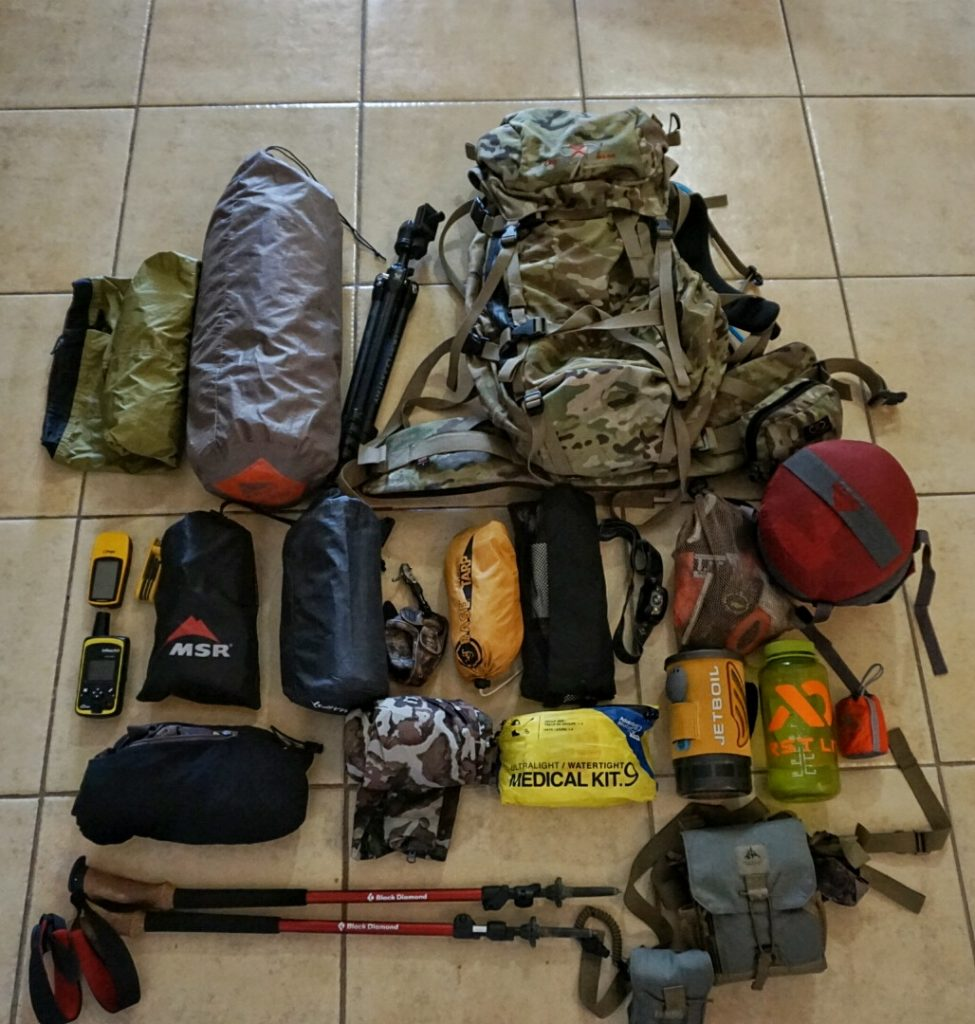 backpack-hunting-gear