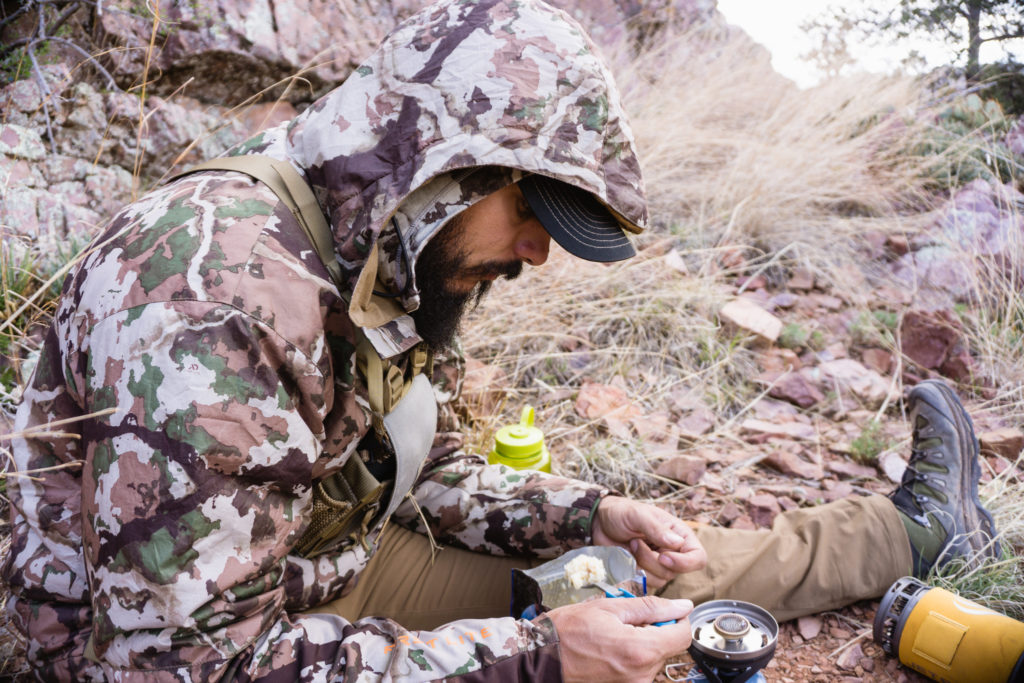 Backcountry Hunting Food