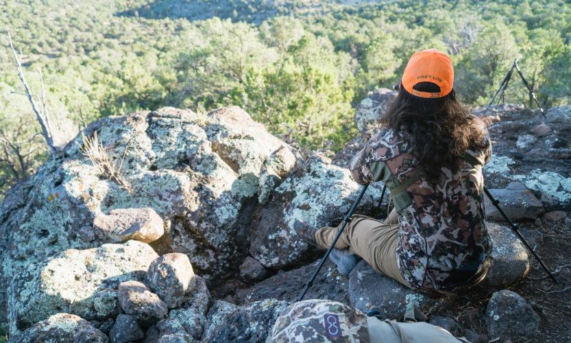 58ab1c9cb20c0 Josh from Dialed in Hunter glassing for deer in Arizona