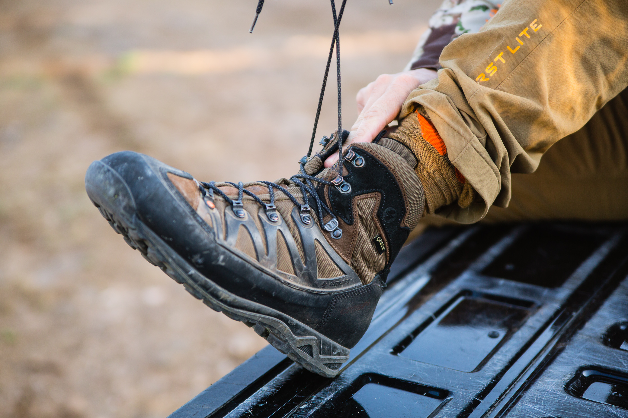 70058fea844 Crispi Wyoming GTX Boot Review - Dialed In Hunter