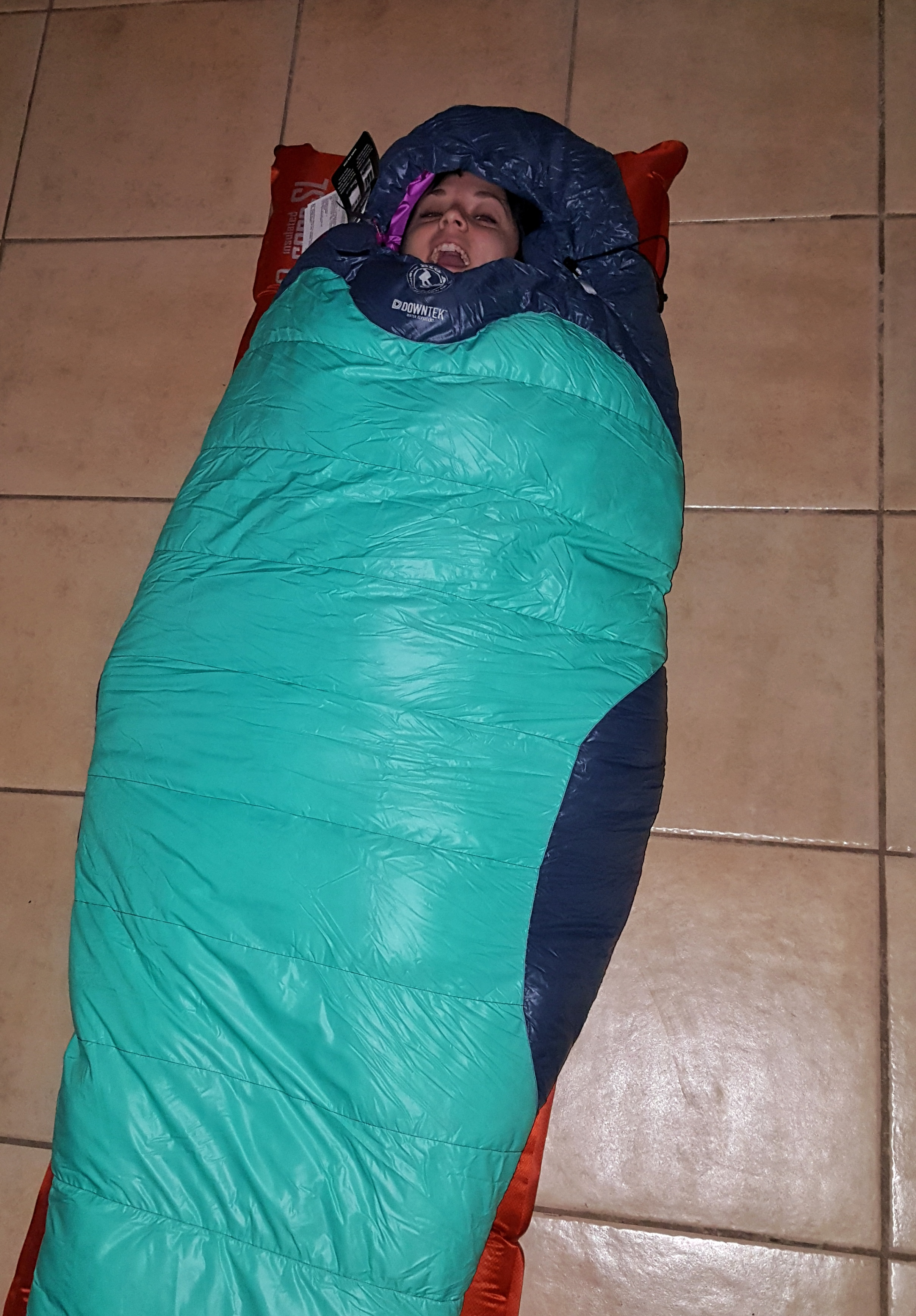 How to Use a Sleeping Bag